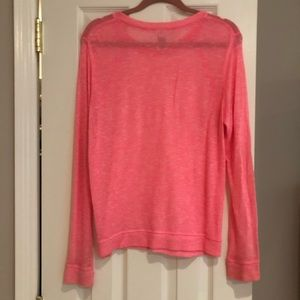 PINK Victoria's Secret Sweaters - VS PINK light weight sweater